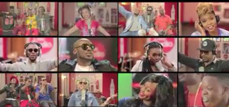 "12 days of Christmas"" Coke Studio Africa Style Featuring Yemi ..."