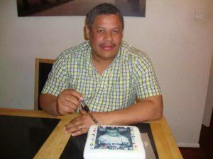 24484fb6576 Checkout 7 AMAZING Photos of Alex Iwobi s Dad