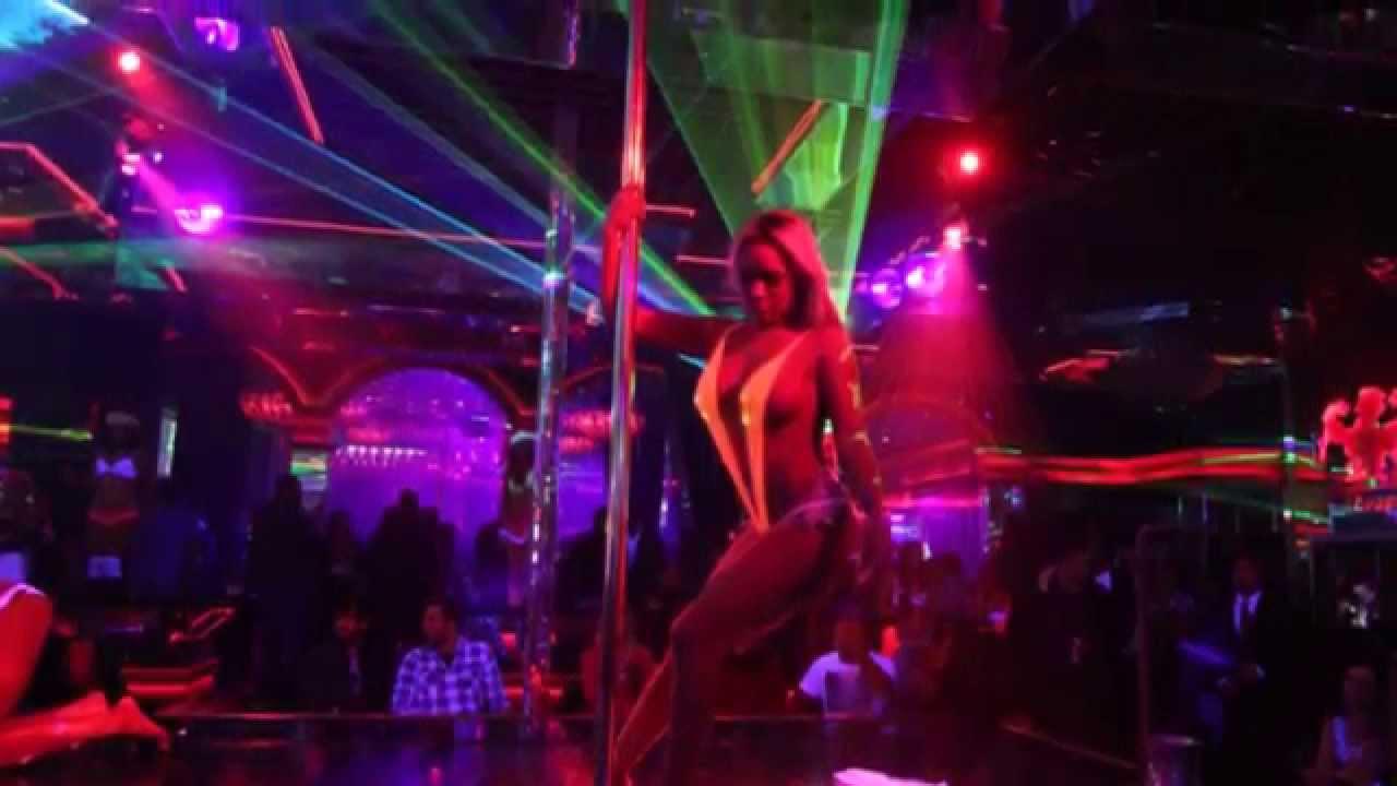 Vegas strip shows nocturnos
