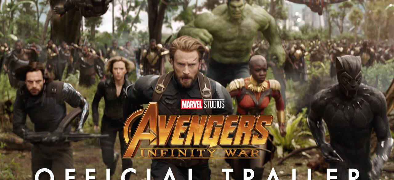 AVENGERS: INFINITY WAR - Trailer #1 HD -(2018