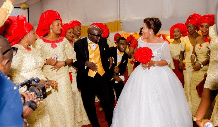 Wedding pictures in nigeria