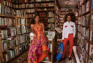 Sisters Akwaeke & Yagazie Emezi Get Profiled In Vogue USA's February 2018 Edition