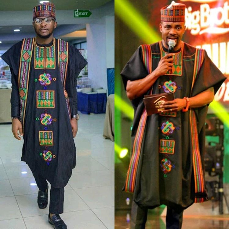 Image result for ebuka agbada