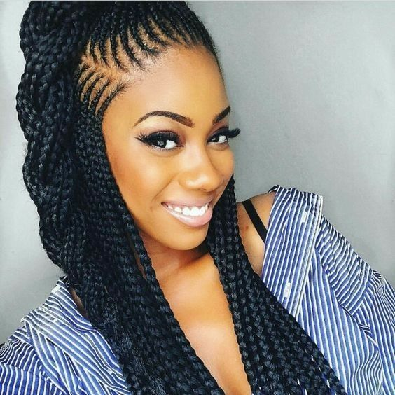 We Totally Love These Braid Hairstyles Fab Ng