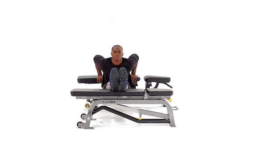 See 3 Benefits Of Doing Chair Dips Exercise | Fab.ng